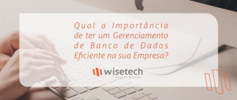Qual a Importância de ter um Gerenciamento de Banco de Dados Eficiente na sua Empresa?