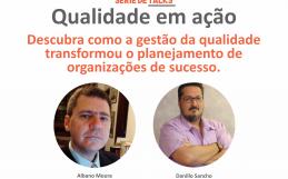 GESTÃO DA QUALIDADE COMO AGENTE DE MUDANÇA